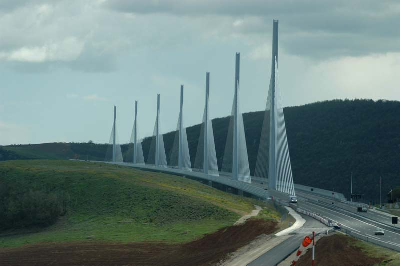 Milau Bridge